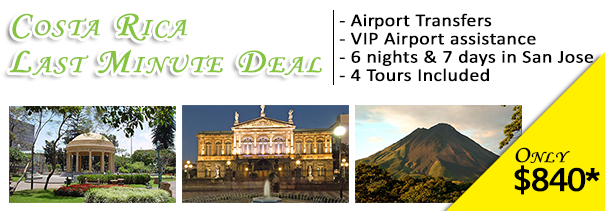 Costa Rica Last Minute Deal