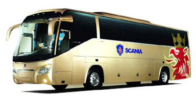 Scania Costa Rica Rent a Van