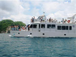 Bay Island's Cruise to Tortuga Island
