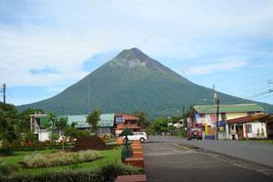 La Fortuna Town Costa Rica Guides
