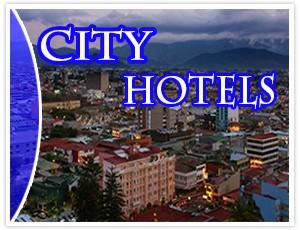 city hotels in costa rica