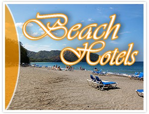 costa rica beach hotels