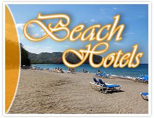 costa rica beach hotels