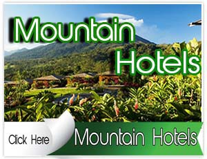 mountain hotels costa rica