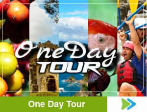 one day tours costa rica