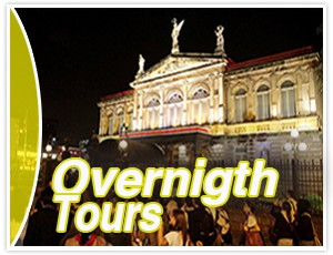 overnigth tours costa rica