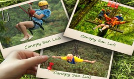 Canopy San Luis Costa Rica