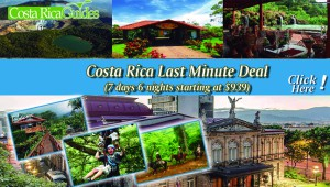 Costa Rica Vacation Packages