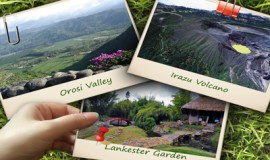 Irazu Volcano-Orosi Valley-Lankester Garden costa rica