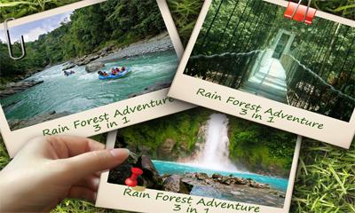 Rain Forest Adventure Costa Rica