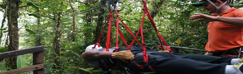 Canopy San Luis – Costa Rica Guides