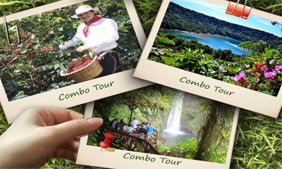 combo tour in costa rica
