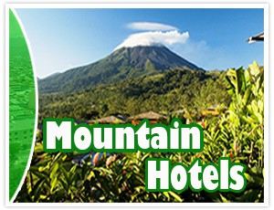 costa rica mountain hotels