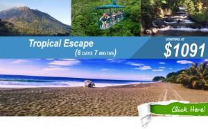costa rica tropical escape
