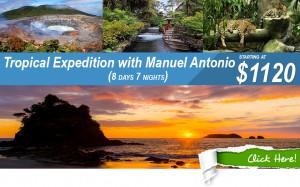 manuel antonio expedition costa rica