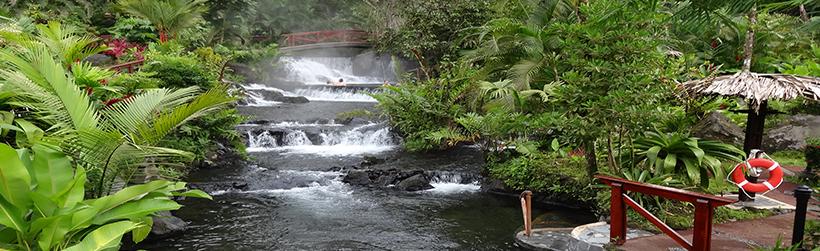 tabacon hot spring