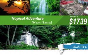 tropical adventure costa rica