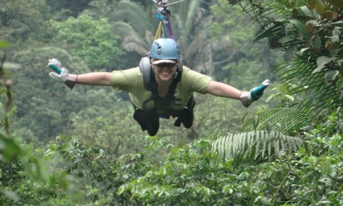 Adrenaline Canopy Tour & Tours from Manuel Antonio | Costa Rica Guides