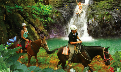 Horseback-Waterfalls