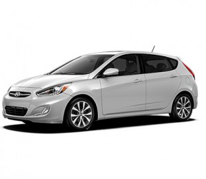 Hyundai Accent ST Hatchback