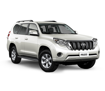 toyota Land Cruiser Prado Full Extras