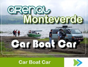 car boat car costa rica
