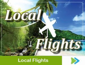 costa rica local flights