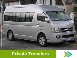 costa rica private transfers