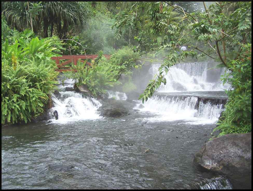 Arenal Volcano And Tabacon Hot Springs Costa Rica Guides