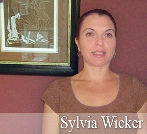 sylvia wicker