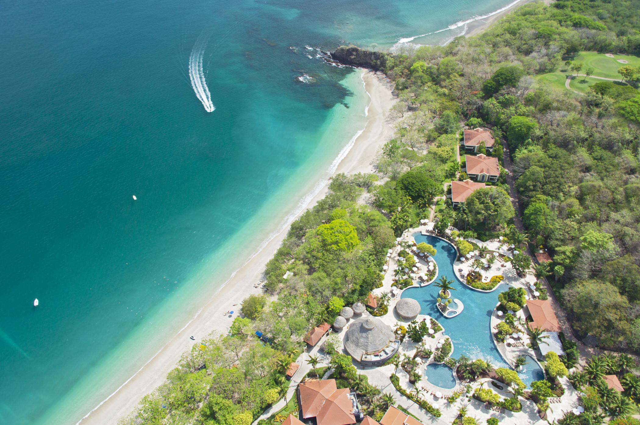 The Westin Golf Resort Spa Spanish Costa Rica Guides