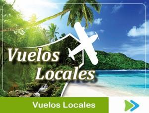 Vuelos Locales Costa Rica