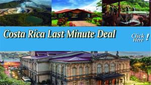 costa rica las minute deal 2