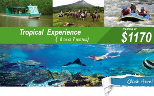 costa rica tropical experience