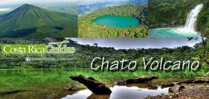 Chato Volcano Costa Rica