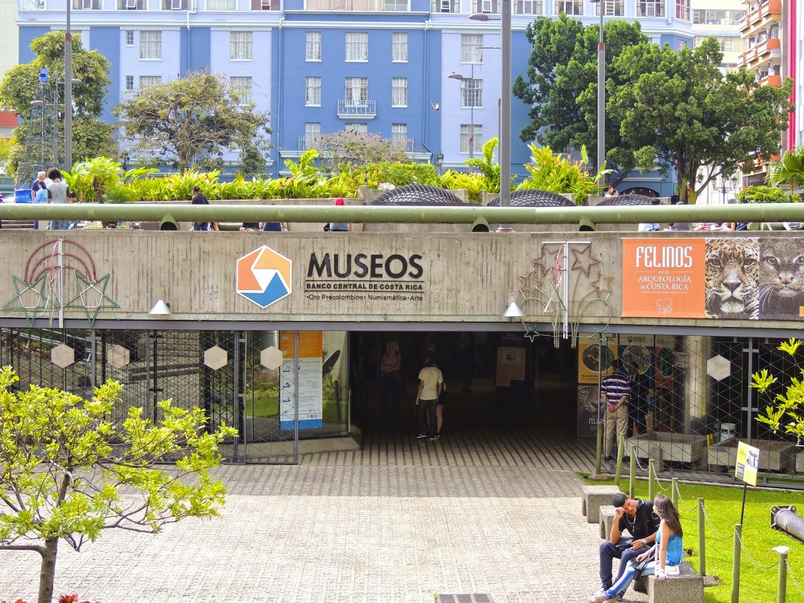 Costa Rica Gold Museum