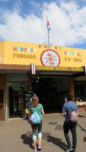 Costa Rica Central Market