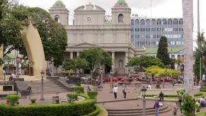 Costa Rica Parque Central