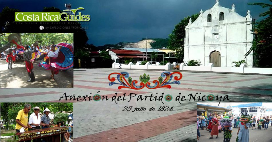 July 25th: Guanacaste's Annexation to Costa Rica