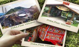 one day doka, poas volcano